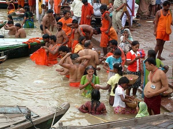 hindistan ganj nehri