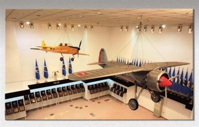 hava kuvvetleri müzesi giriş kat