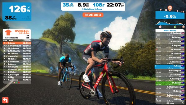 Photo of Zwift Nedir ? – Zwift Trainer , Zwift Race