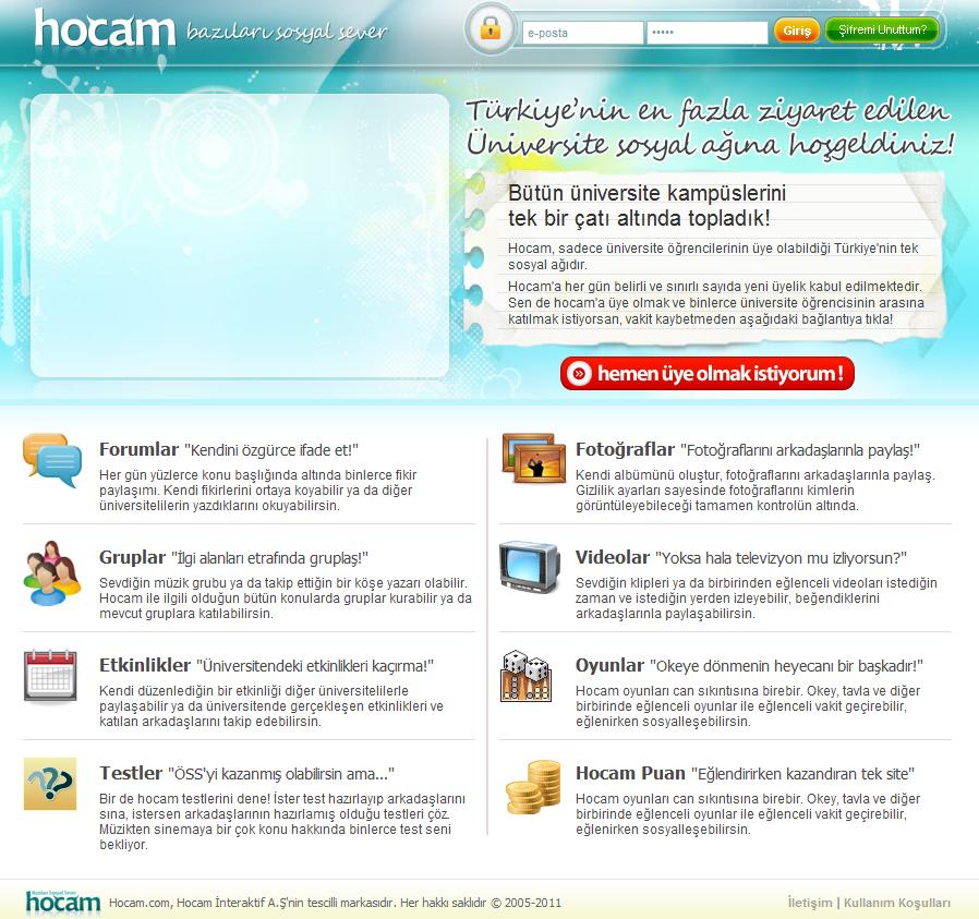 Hocam.com kapandı