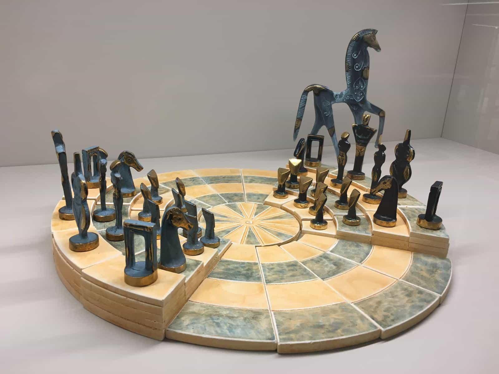 Ankara Chess Museum