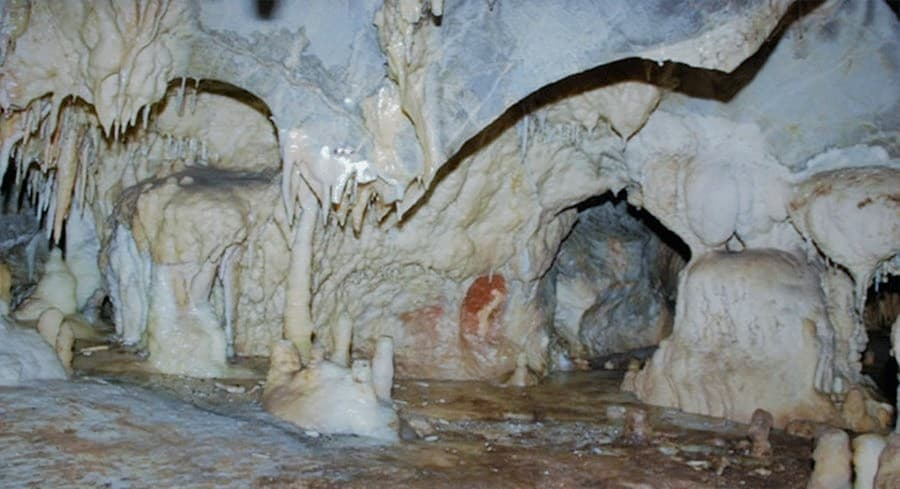 ankara damlataş mağarası