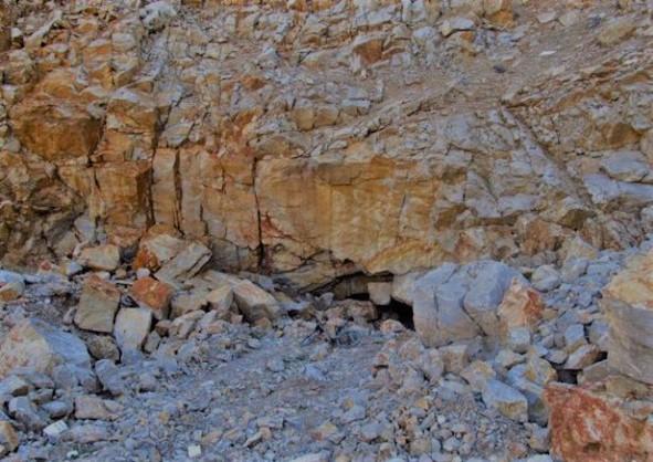 tuluntaş mağarası
