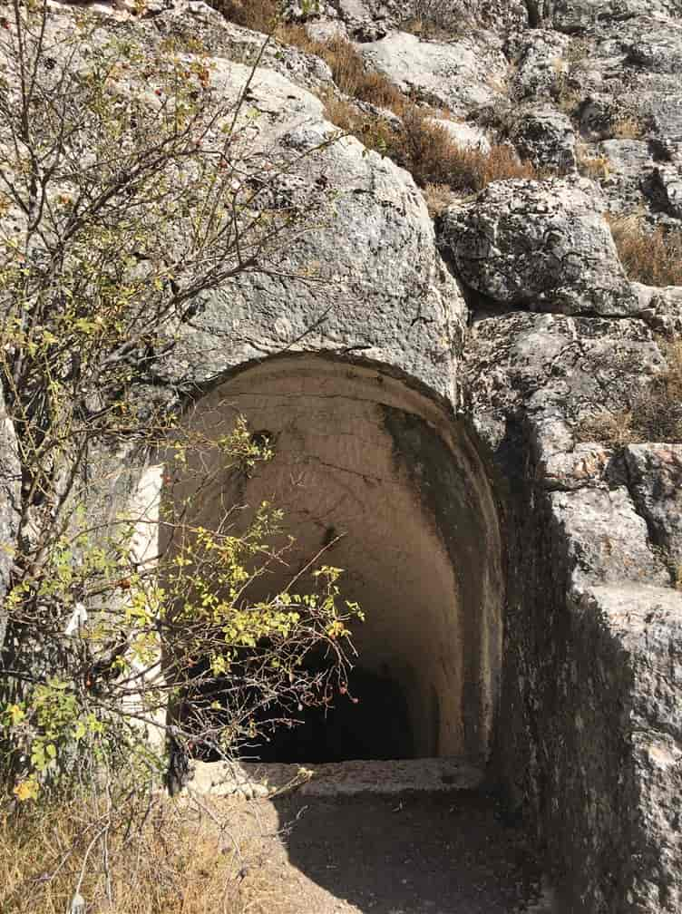 kazan karalar köyü antik kenti mariegordus